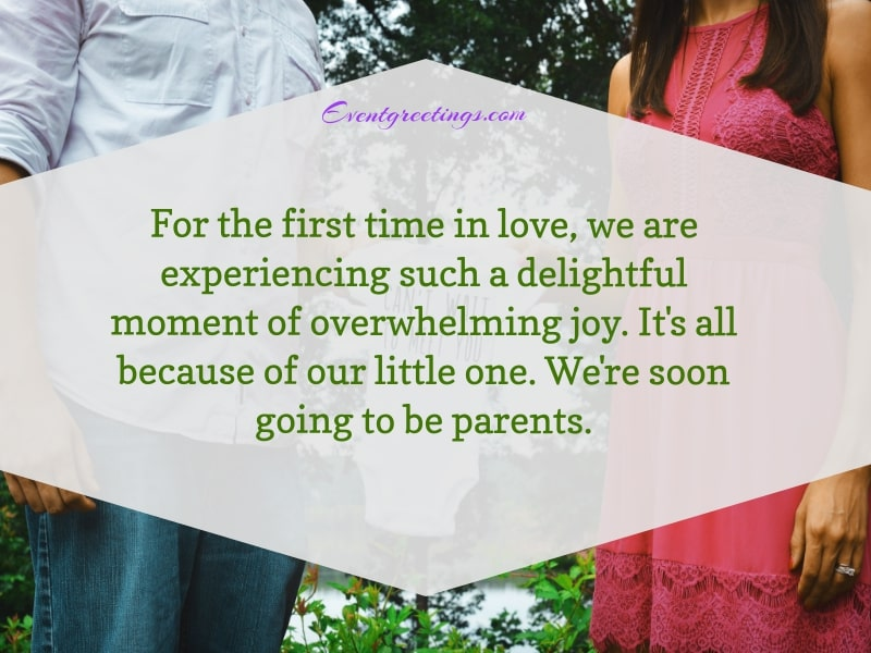 Quotes about Baby Announcement
