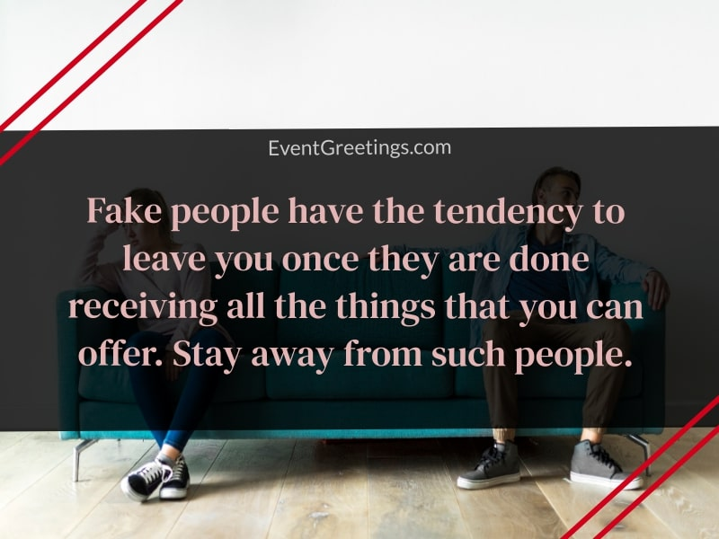 Best fake friends quotes