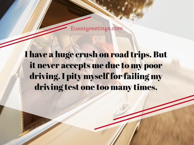 Funny road trip quotes