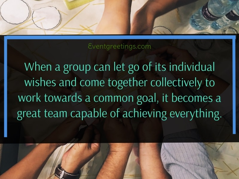 Teamwork Leadership Quotes