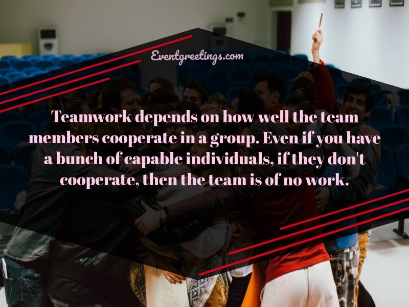 teamwork quotes inspirational