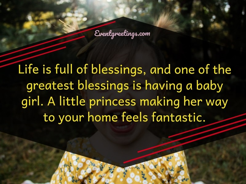 Baby Girl Quotes