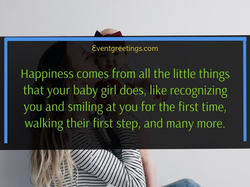 Quotes About Baby Girl