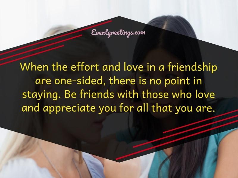 Negative Friends Quotes