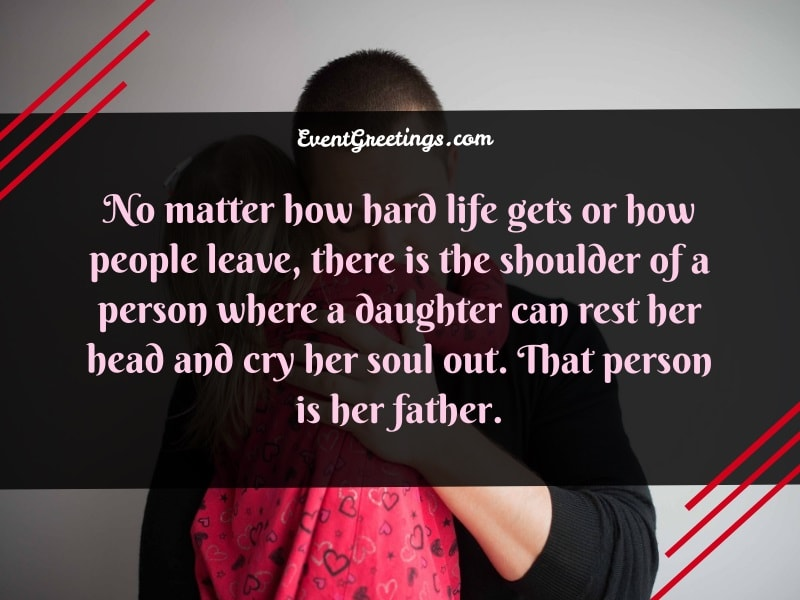 Love Quotes for Father and Daughter