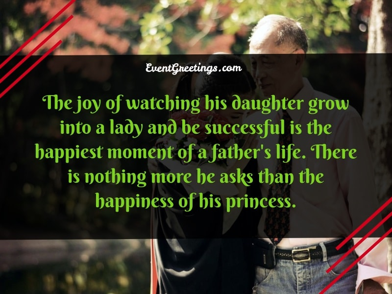 Emotional Father-Daughter Quotes