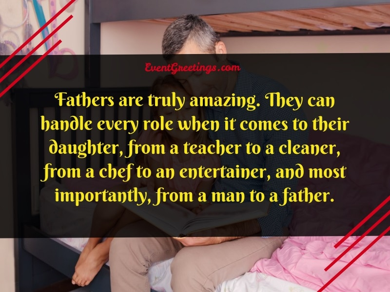 Dad-Daughter Quotes