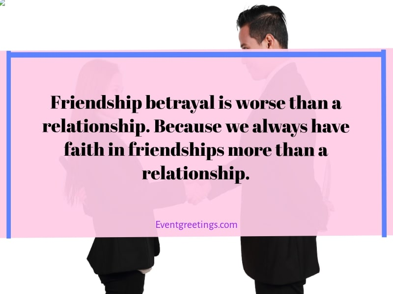 Quotes about Friends Betraying You