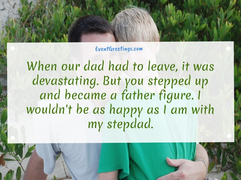 quotes about stepdad
