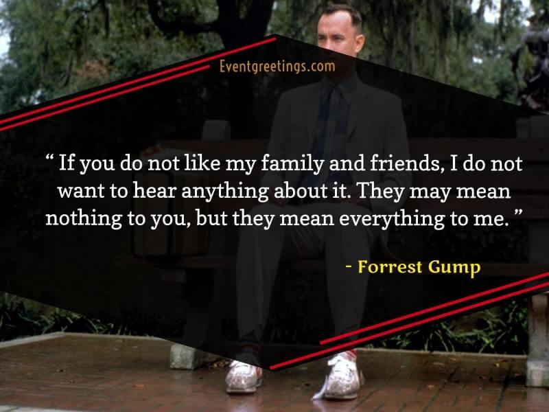 Famous Forrest Gump Quotes