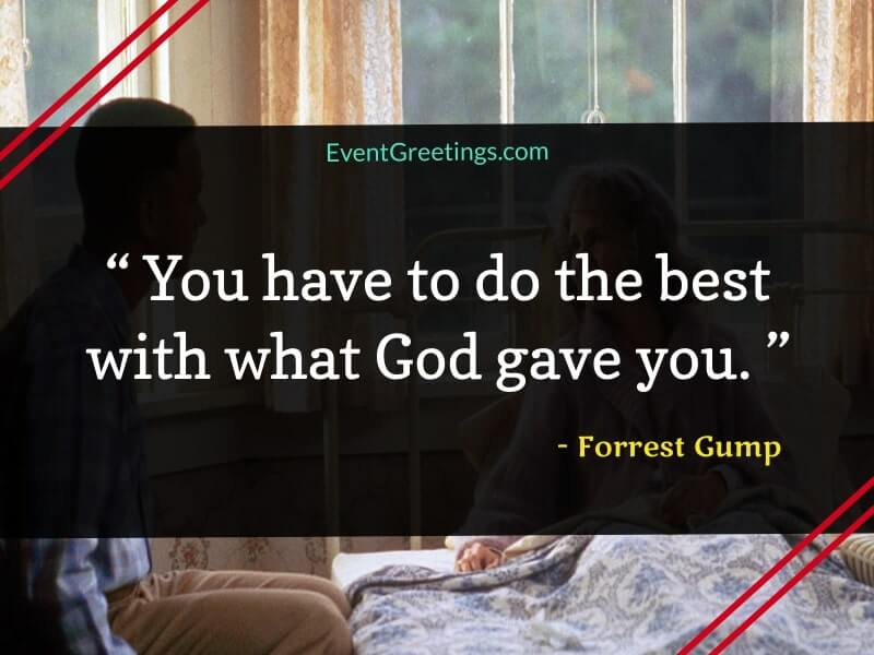 Forrest Gump Life Quotes