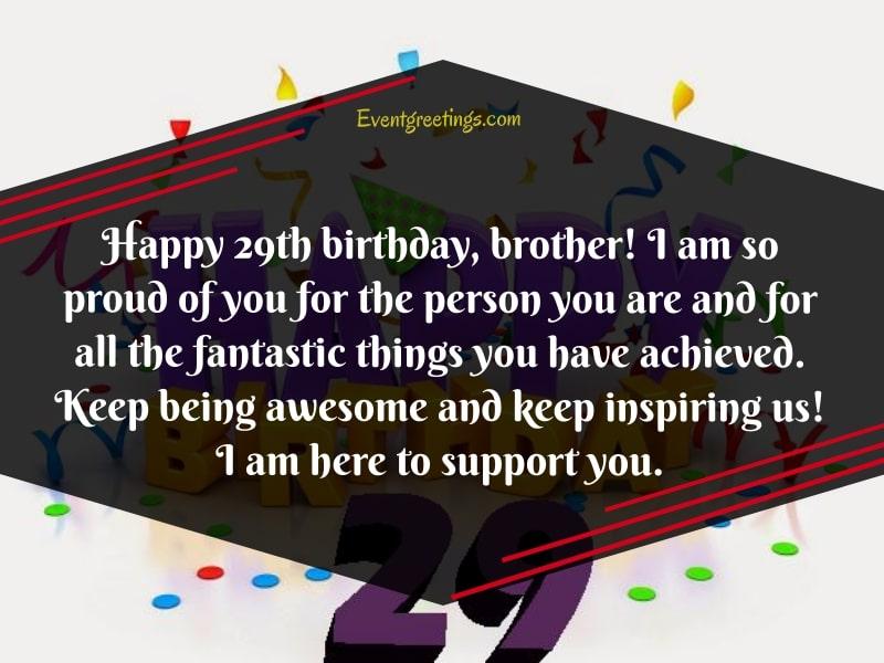 29th BirthdayQuotes