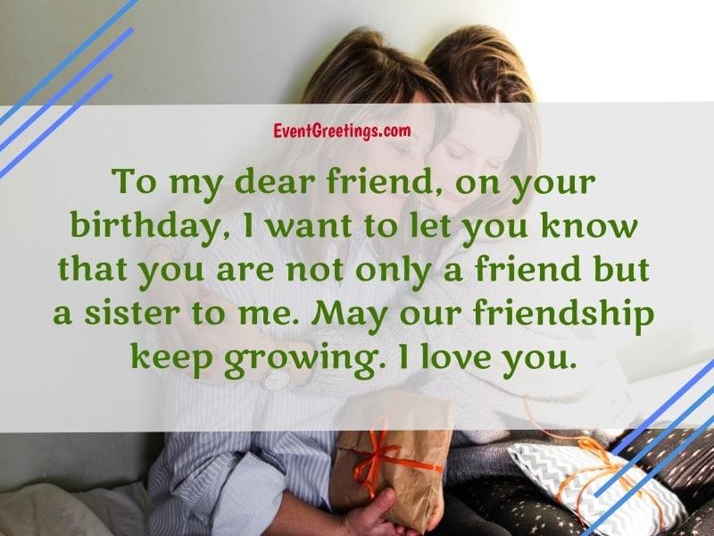 Happy Birthday Prayer to a Friend