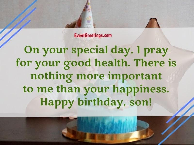 best happy birthday prayer