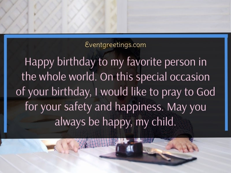 happy birthday prayer