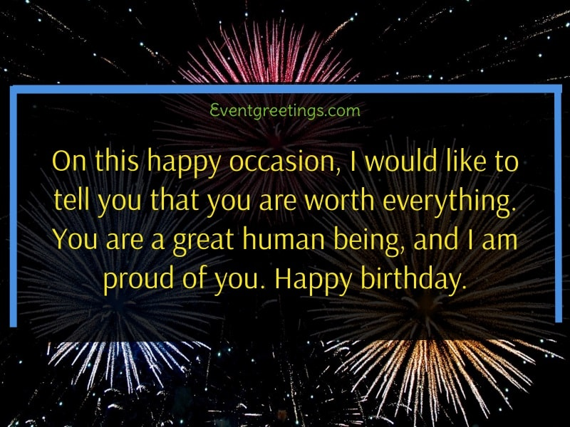 Inspirational Happy Birthday Quotes