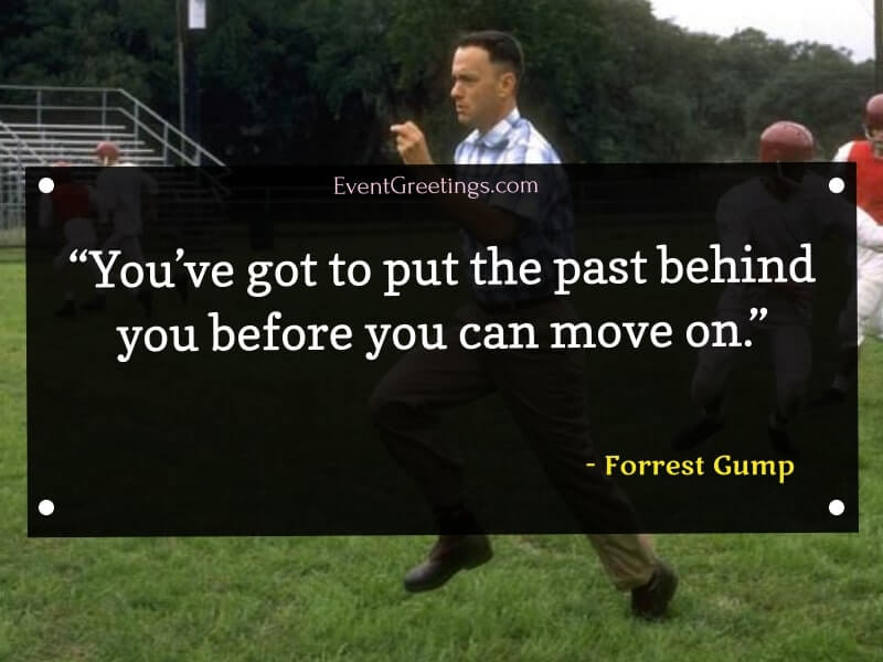 Inspirational Quotes by Forrest Gump