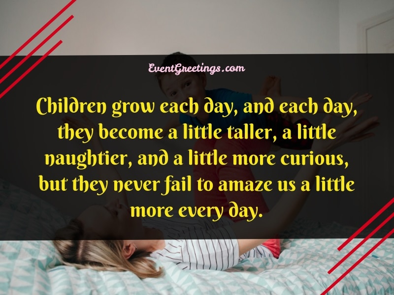quotes about growing up kids