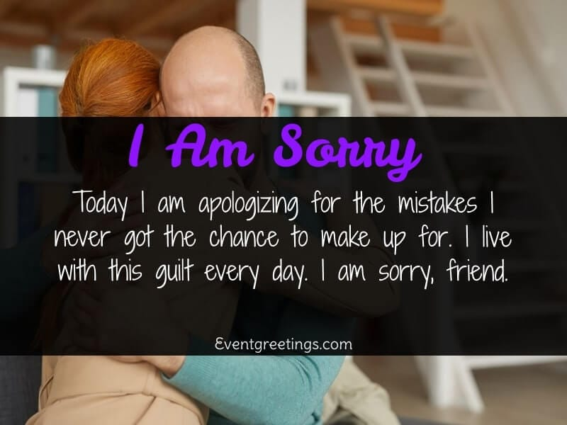 Apology-quotes