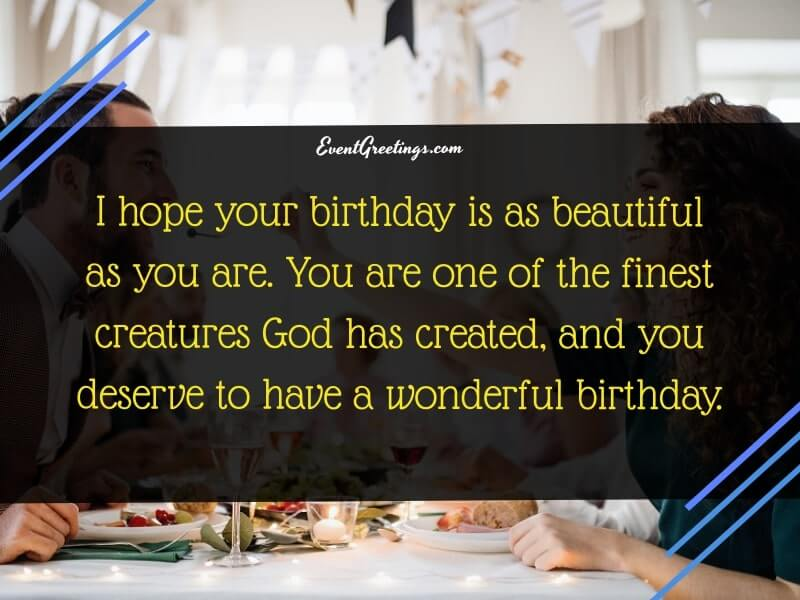 Birthday wishes for crush