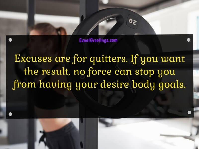 Best Fitness motivation quotes