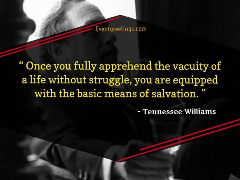 best tennessee williams quotes