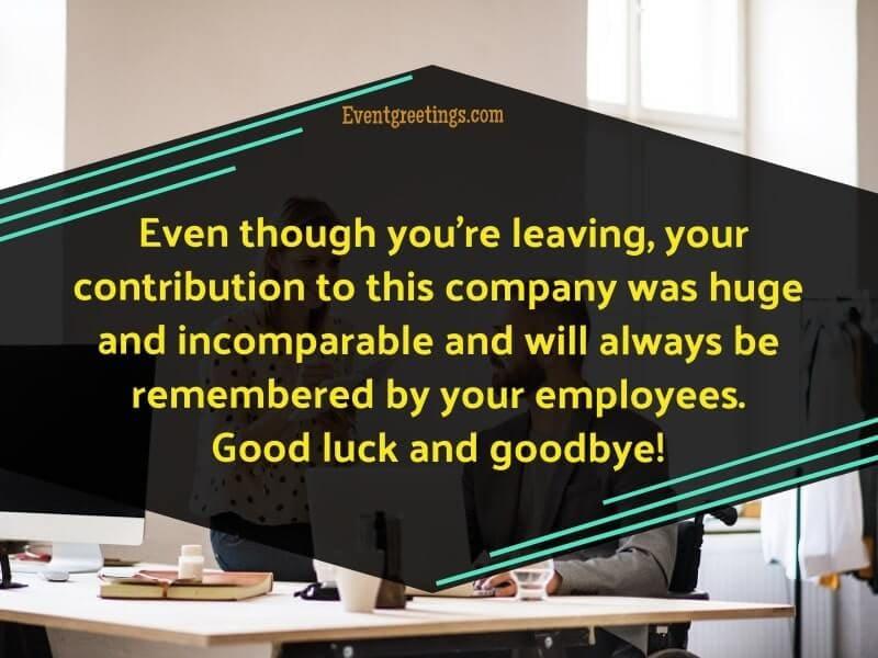 Farewell-Message-for-Boss