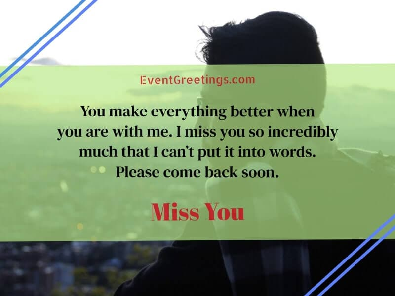 I Miss My Wife Quotes