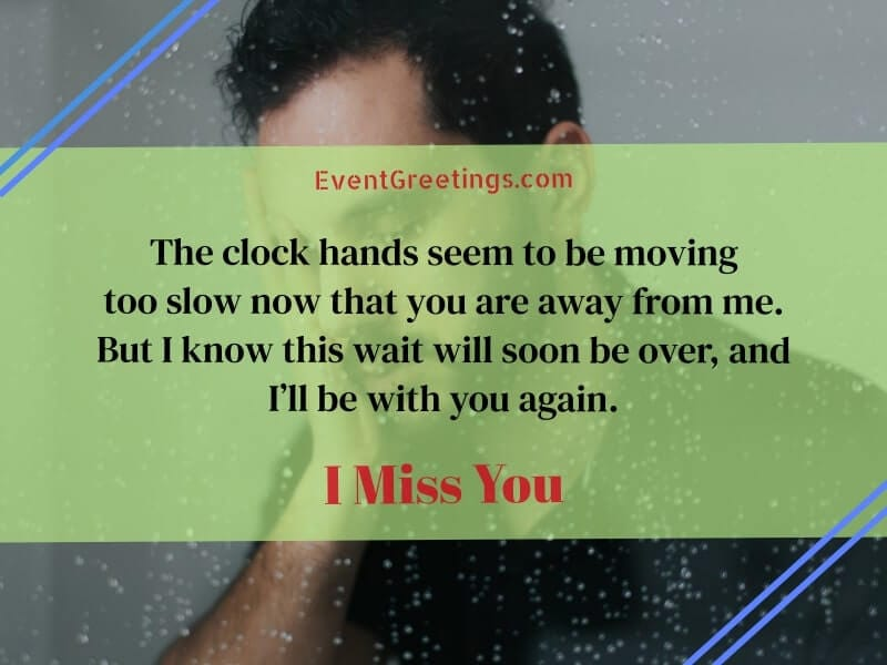 I'm Missing My Wife Quotes
