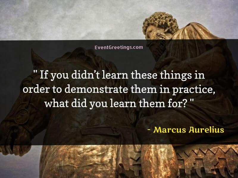 Leadership Quotes by Marcus Aurelius