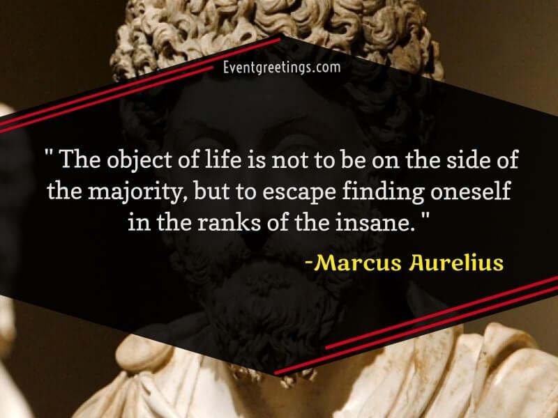 Marcus Aurelius Quotes about Life