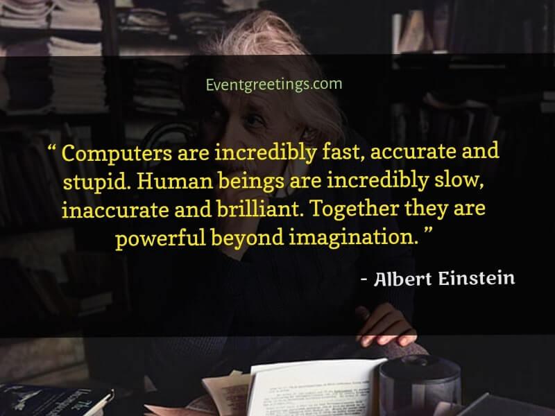 Education Quotes by Albert Einstein