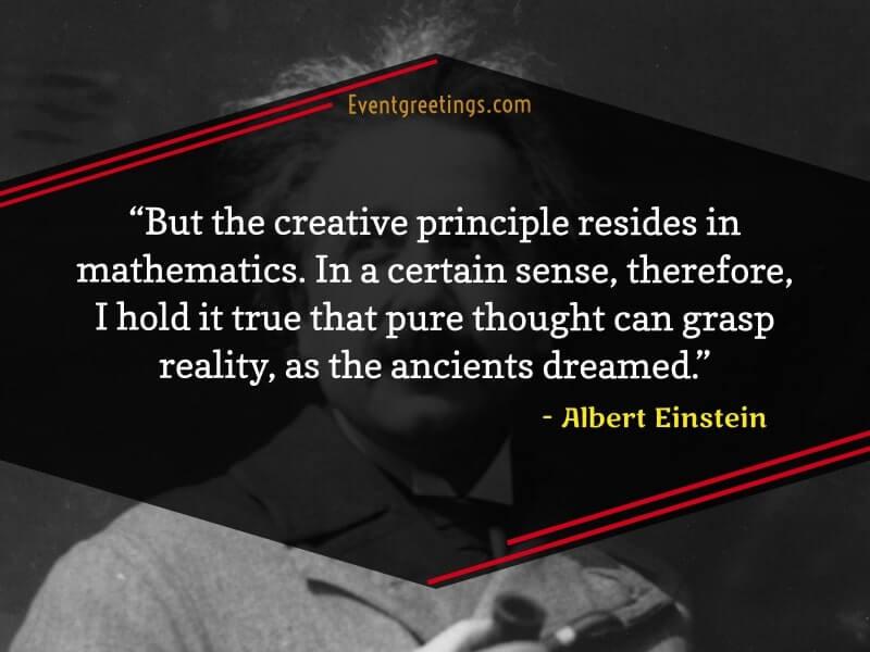 Albert Einstein's Quotes on Education