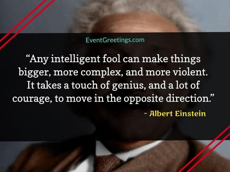 Albert Einstein's Inspiring Quotes